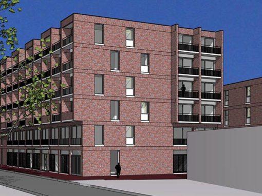 Woningbouw Viconalocatie Utrecht